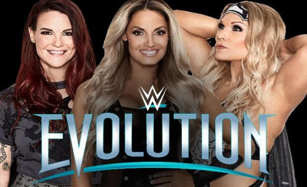 WWE Evolution Legends