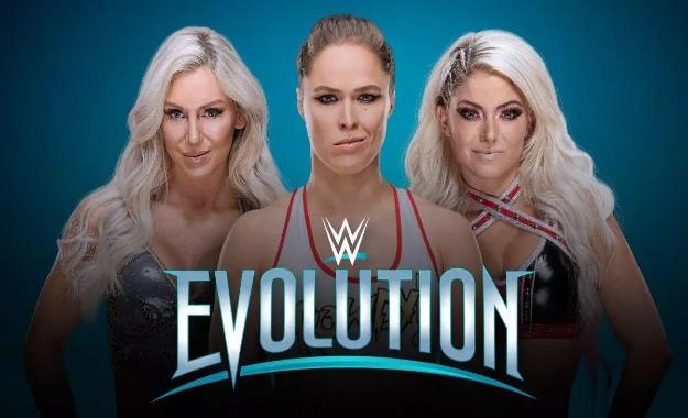 Actualización de la venta de entradas de WWE Evolution