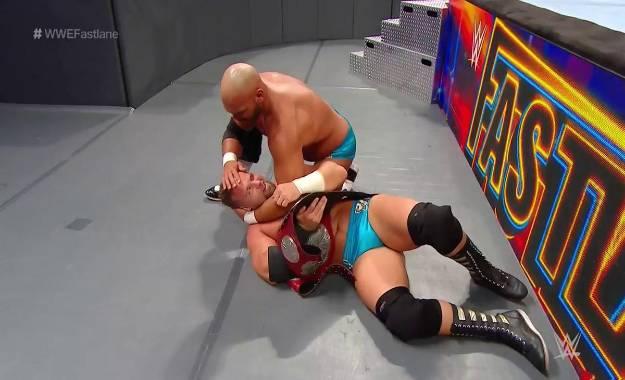 WWE Fastlane 2019 The Revival retienen los campeonatos tag team de RAW