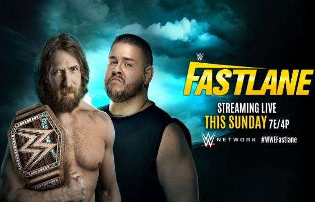 WWE Fastlane 2019 en vivo