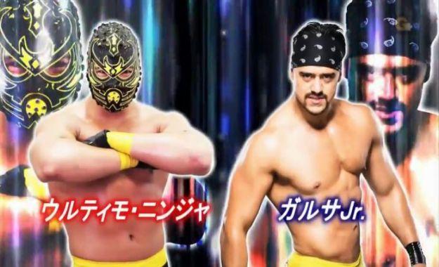 WWE Fichajes, Garza Jr. y Último Ninja