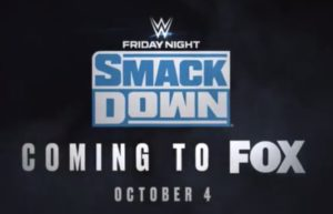 WWE Friday Night SmackDown logo