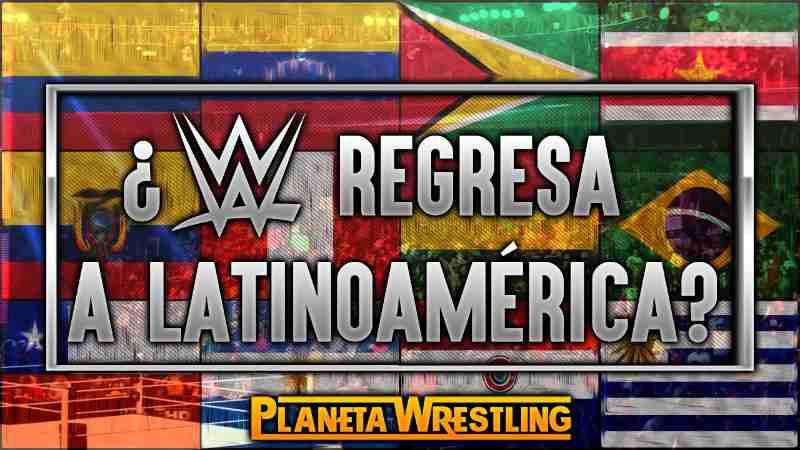 WWE Latinoamerica 2018