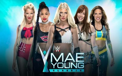 WWE Network Mae Young Classic