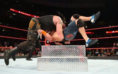 WWE Monday Night RAW 11 de septiembre