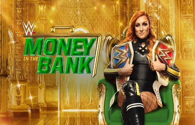 WWE Money in The Bank 2019 en vivo y español