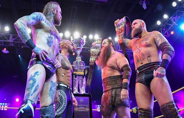 WWE NXT 27 de Marzo (Cobertura y resultados en directo)