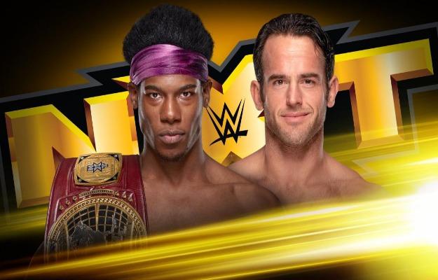 WWE NXT en vivo 18 de Septiembre (Cobertura y resultados en directo)