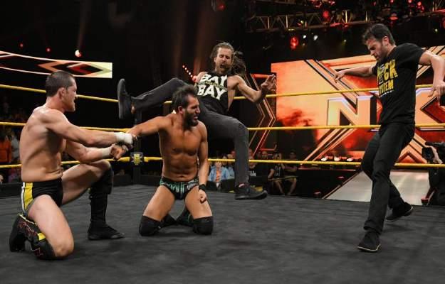 WWE NXT en vivo (22 de Mayo). Cobertura y Resultados