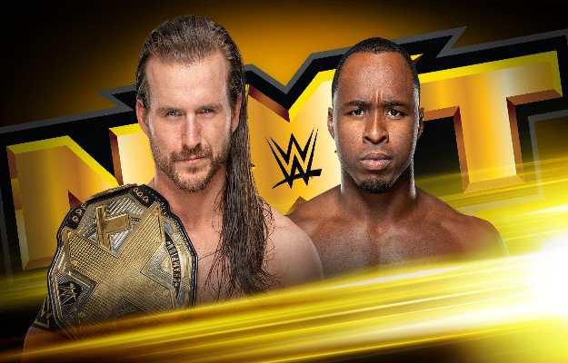 WWE NXT en vivo 4 de septiembre