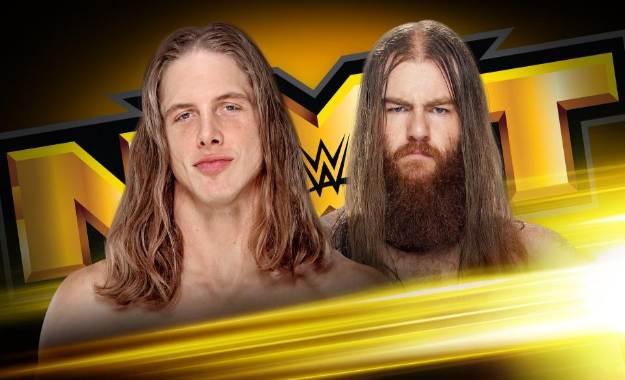 WWE NXT en vivo 7 de agosto