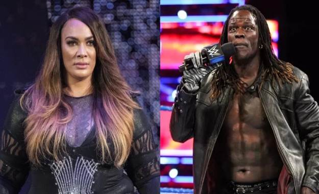 Polemica entre Nia Jax y R-Truth despues de WWE Royal Rumble