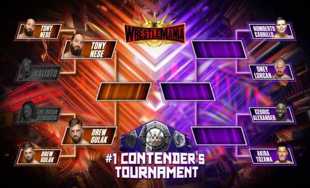 WWE Noticias Bracket del torneo de 205 Live, Combates anunciados para Smackdown Live, Mandy Rose está preparada para Asuka