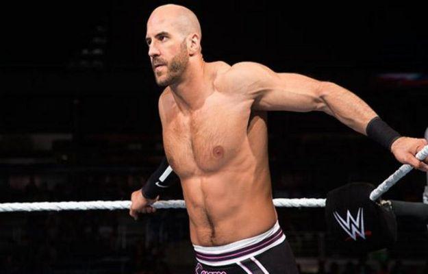 WWE Noticias Cesaro en España
