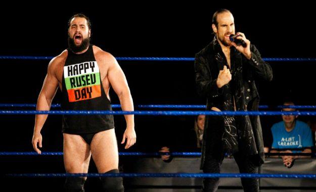 WWE Noticias El fin del Rusev Day podría llegar muy pronto