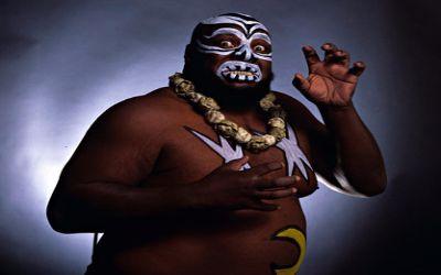 Kamala WWE Noticias