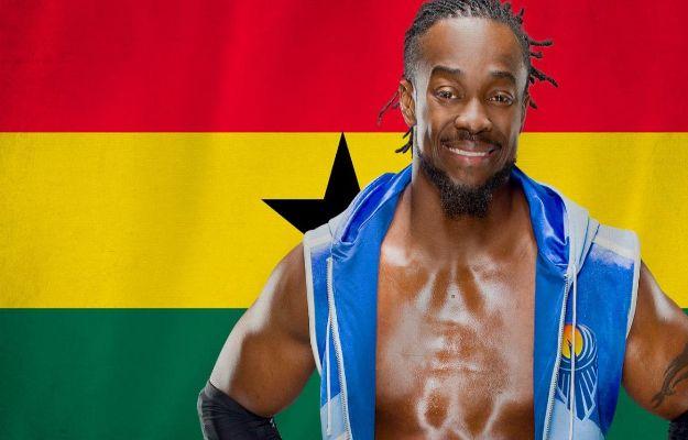 WWE Noticias Kofi Kingston Ghana