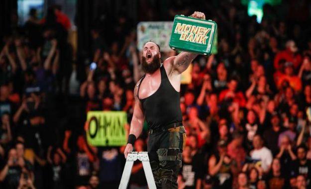 WWE Noticias Posible fecha para el canjeo de Braun Strowman