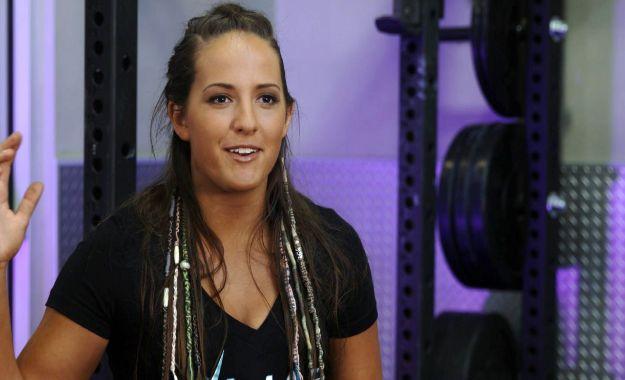 WWE Noticias Sarah Logan podría estar fuera de la Gira Europea de la WWE