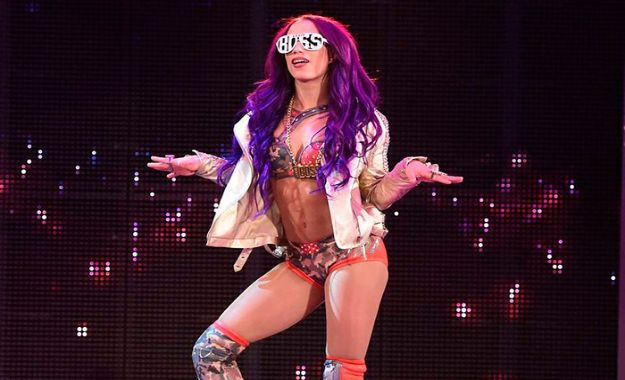 WWE Noticias Sasha Banks ha perdido su estatus en WWE RAW