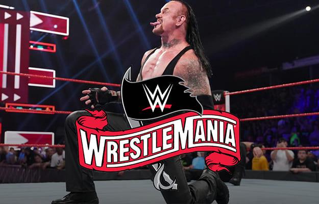 WWE Noticias Taker rival para wm 36