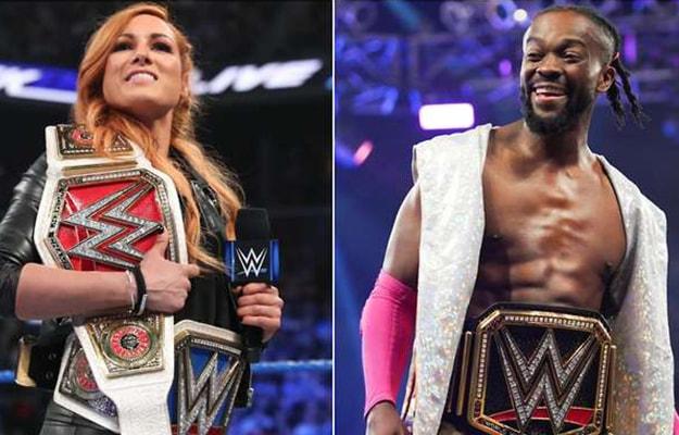WWE Noticias misma rivalidades hasta septiembre
