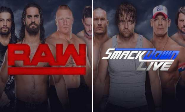 WWE PPV´s RAW SmackDown