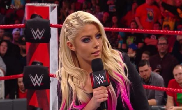 WWE Podría considerar a Alexa Bliss como nueva General manager de WWE RAW