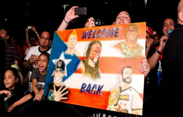 WWE Puerto Rico