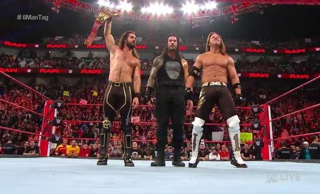 WWE RAW 15 de abril resultados