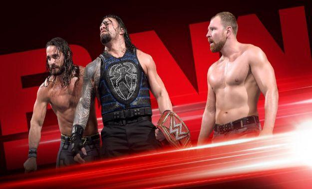WWE RAW 24 de septiembre