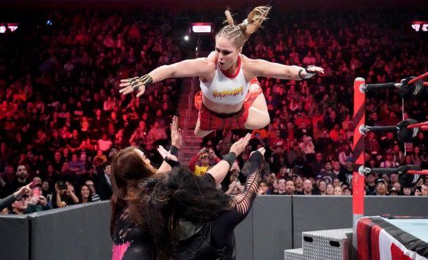 WWE RAW 31 de diciembre