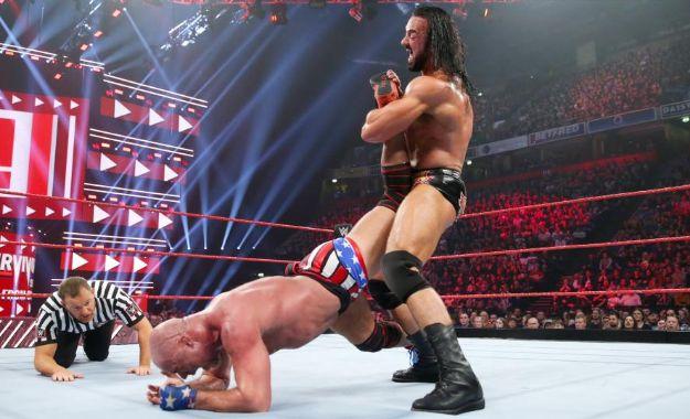 WWE RAW 5 noviembre