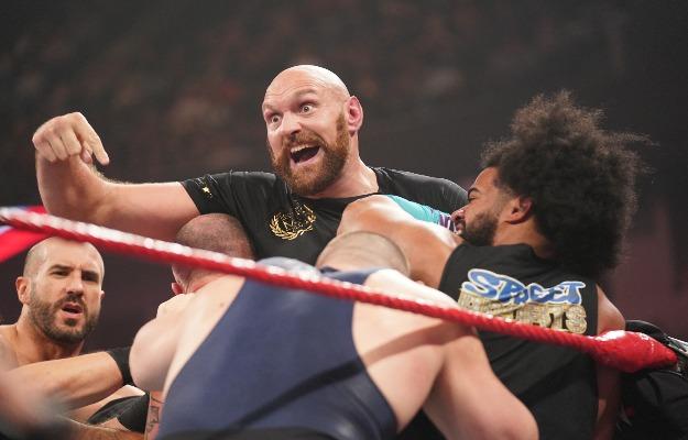 WWE RAW 7 octubre