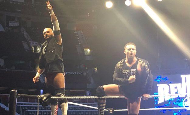WWE RAW 8 febrero