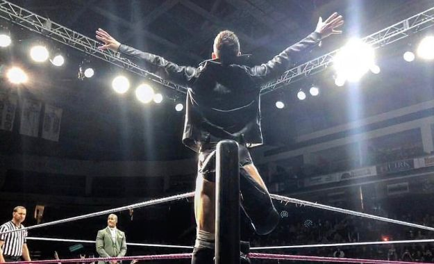 WWE RAW Bangor