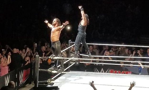 WWE RAW Boise
