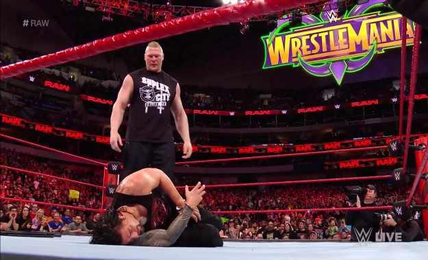 WWE RAW EN VIVO RESULTADOS DEL 19 DE MARZO
