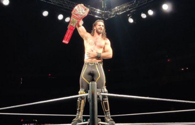 WWE RAW Fresno