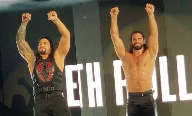WWE RAW Lexington