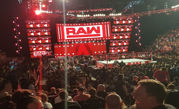 WWE RAW Londres