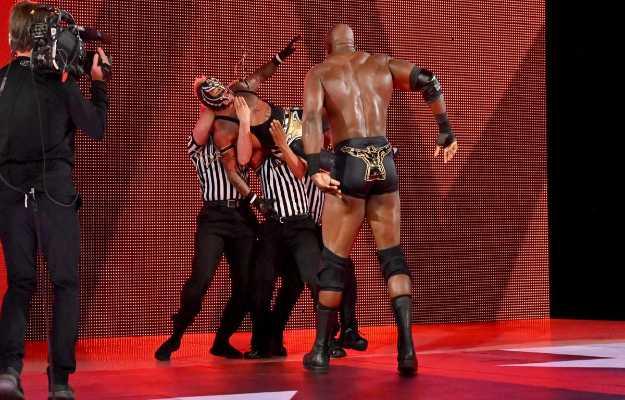 WWE RAW Rey Mysterio