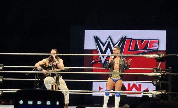 WWE RAW St. Louis