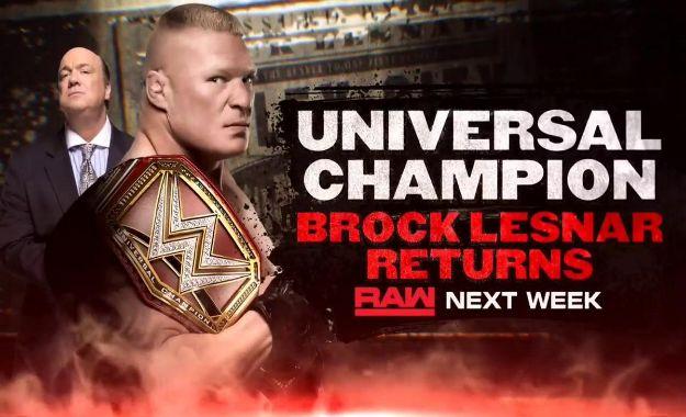 WWE RAW de la semana que viene