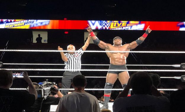 WWE RAW en Charleston