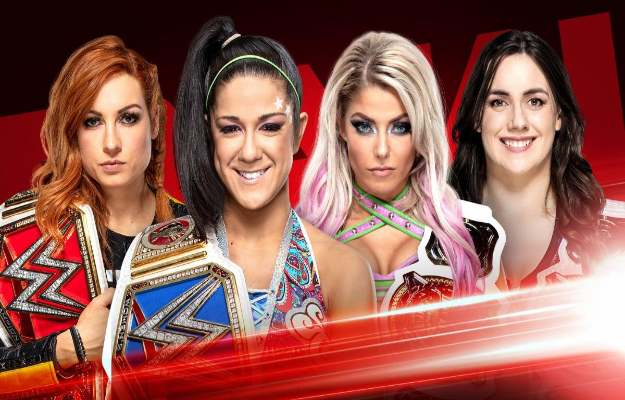 WWE RAW en vivo