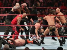 WWE RAW en vivo