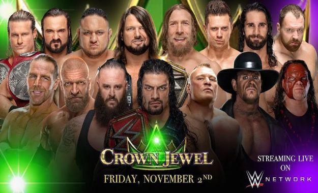 WWE Responde a la información de la negación de su talento a participar en Arabia Saudí