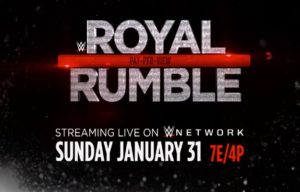 WWE Royal Rumble 2021