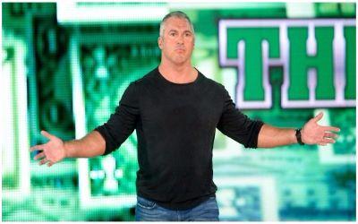 WWE Shane McMahon